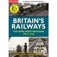 British Railways: The Home Front War Years - 1941 to 1943, DVD