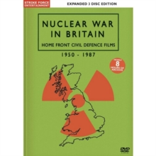 Nuclear War in Britain - Home Front Civil Defence Films 1951-1987, DVD