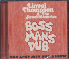 Boss Man's Dub: The Lost 1979 Dub Album, CD / Album