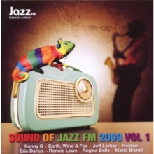 The Sound of Jazz FM 2009, CD / Album