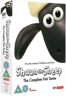 Shaun the Sheep: Complete Series 1, DVD