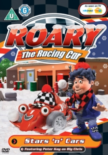 Roary the Racing Car: Stars and Cars, DVD