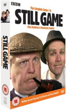 Still Game: Complete Series 1-6/Christmas and Hogmanay Specials, DVD