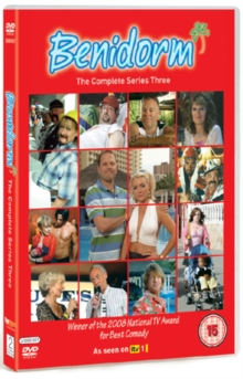 Benidorm: Series 3, DVD