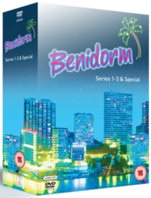 Benidorm: Series 1-3 and the Special, DVD  DVD