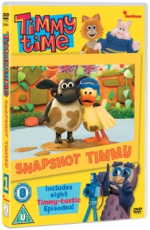 Timmy Time: Snap Shot Timmy, DVD