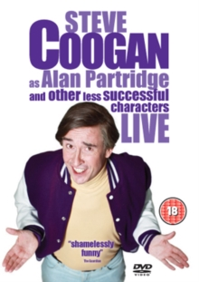 Steve Coogan As Alan Partridge and Other Less Successful..., DVD