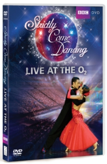 Strictly Come Dancing: Live at the O2 2009, DVD