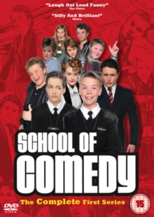 School of Comedy: Series 1, DVD