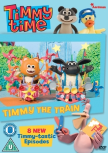 Timmy Time: Timmy the Train, DVD