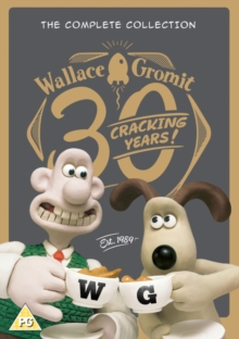 Wallace and Gromit: The Complete Collection - 20th Anniversary, DVD