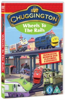 Chuggington: Wheels to the Rails, DVD  DVD