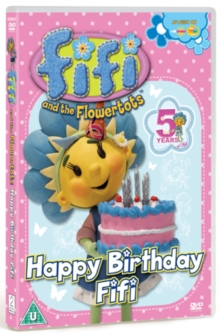 Fifi and the Flowertots: Happy Birthday Fifi, DVD  DVD