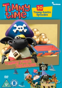 Timmy Time: Timmy Finds Treasure, DVD