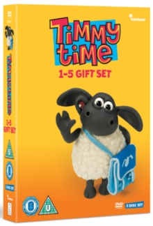 Timmy Time: Series 1-5, DVD