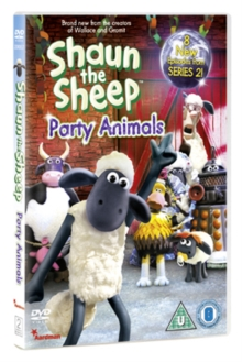 Shaun the Sheep: Party Animals, DVD