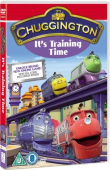 Chuggington: It's Training Time, DVD  DVD