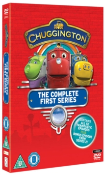 Chuggington: Complete Series 1, DVD