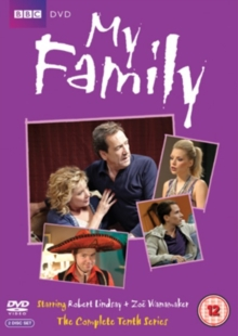 My Family: Series 10, DVD