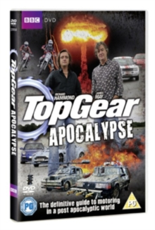 Top Gear: Apocalypse, DVD  DVD