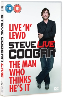 Steve Coogan: Live 'N' Lewd/The Man Who Thinks He's It, DVD