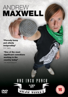 Andrew Maxwell: One Inch Punch - Live at Vicar Street, DVD