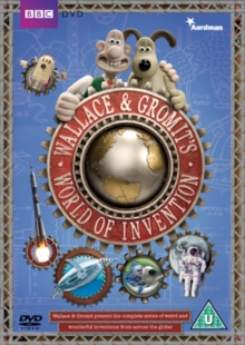 Wallace and Gromit's World of Inventions, DVD