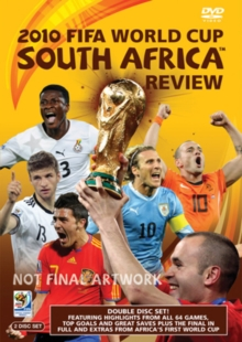 The Official 2010 World Cup South Africa Review, DVD DVD