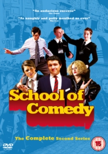 School of Comedy: Series 2, DVD