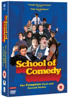 School of Comedy: Series 1 and 2, DVD