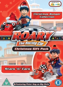 Roary the Racing Car: Christmas Collection, DVD