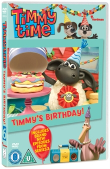 Timmy Time: Timmy's Birthday, DVD