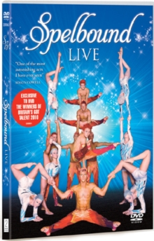 Spelbound: Live and Exclusive, DVD  DVD
