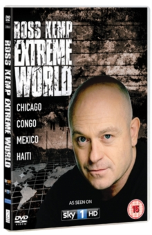 Ross Kemp: Extreme World, DVD