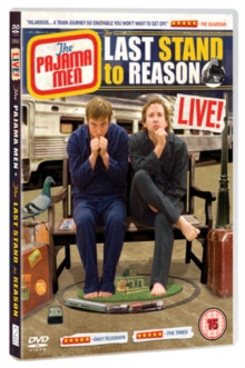 The Pajama Men: The Last Stand to Reason, DVD