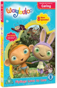 Waybuloo: Piplings Love to Care, DVD