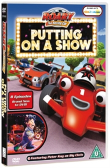 Roary the Racing Car: Putting On a Show, DVD