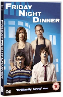Friday Night Dinner: Series 1, DVD