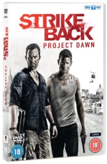 Strike Back: Project Dawn, DVD  DVD
