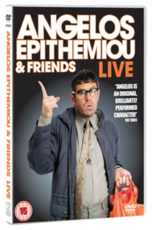 Angelos Epithemiou and Friends: Live, DVD