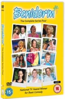 Benidorm: Series 4, DVD