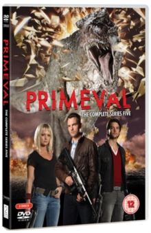 Primeval: The Complete Series 5, DVD