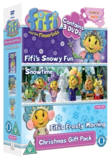 Fifi and the Flowertots: Christmas Gift Pack, DVD
