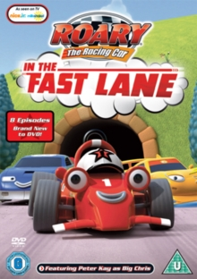 Roary the Racing Car: In the Fast Lane, DVD  DVD