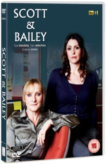 Scott and Bailey, DVD