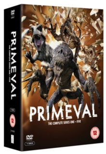 Primeval: Series 1-5, DVD
