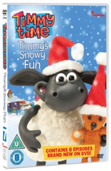 Timmy Time: Timmy's Snowy Fun, DVD  DVD