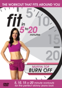 Fit in 5 to 20 Minutes: Muffin Top Burn Off, DVD