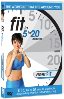Fit in 5 to 20 Minutes: Fighting Fit, DVD