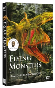 Flying Monsters, DVD